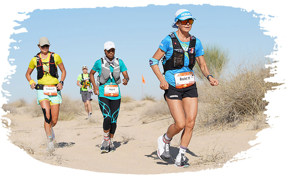 Al Marmoom Ultramarathon | THE WORLD'S LONGEST DESERT ULTRA-RUN